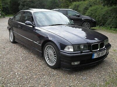 Bmw Alpina B3, E36, Coupe, 3.2 Switch-Tronic, Superb, Low Miles, May P/x Why?
