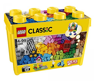LEGO 10698 Classic Large Lego Box Creative Creator Bricks Building Blocks Bricks