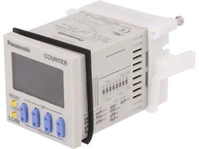LC4H-R4-AC240VS Counter electronical 2x LCD pulses 9999 SPDT  PANASONIC EW