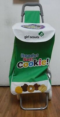 Private seller - READY SET COOKIE! - Girl Scout Cookie Cart