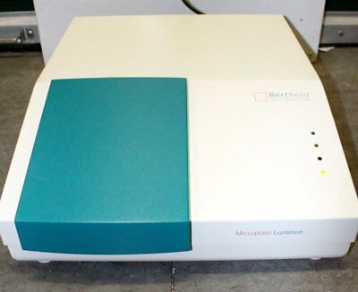 Titertek Berthold Microplate Luminometer MPL1 w/Software
