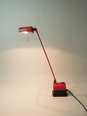 VINTAGE LUMINA DAPHINETTE DESK TABLE LAMP MID CENTURY MODERN MODERNIST 80s