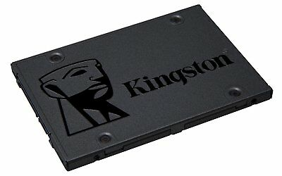120GB Kingston Technology SSD A400 120 GB Solid State Disc Drive 2.5 Inch