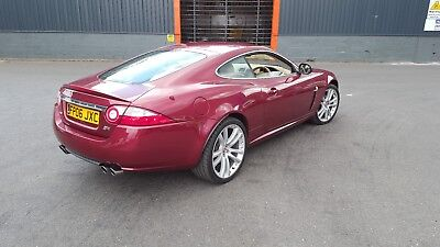 Jaguar XK 4.2 V8 full service history beautiful Jaguar with a full xkr exhaust