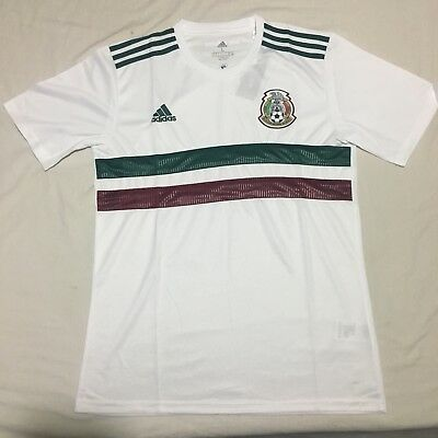e5e6ec04604 Adida Mexico Home Soccer Jersey Retro Size XL. $49.99 Buy It Now 24d 18h.  See Details. Mexico Jersey
