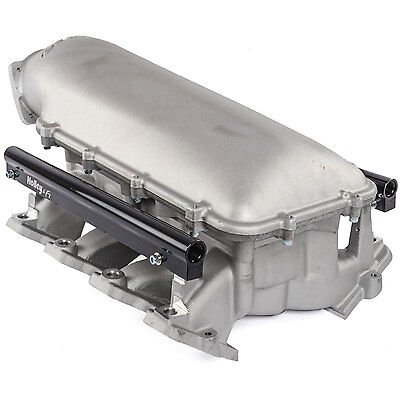 Ho300-126 Holley Ls Mid-Rise 92Mm Efi Intake Manifold Chevy/holden Ls1/ls2/ls6