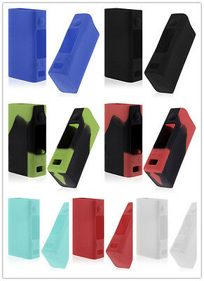 Colorful Silicone Case Skin Cover Anti Dust Sleeve For EVIC VTC Mini MOD Box T