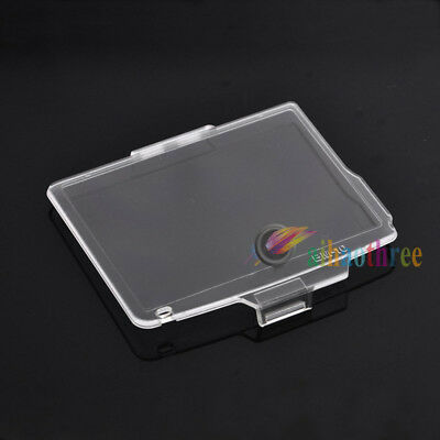 BM-10 Hard LCD Monitor Cover Screen Protector For Nikon D90 Camera NEW