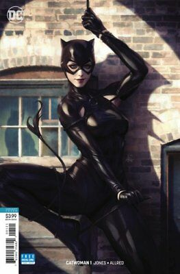 Catwoman #1 Artgerm Variant By Dc