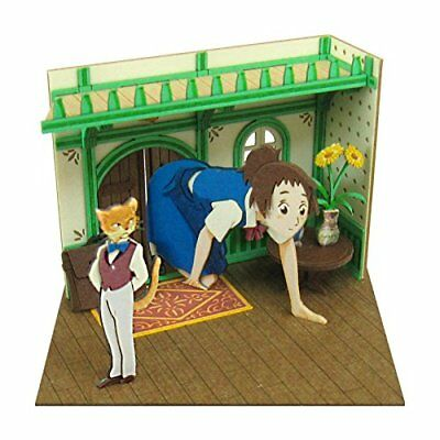 Sankei MP07-64 Studio Ghibli Haru in the Office (The Cat Returns) - Non Scale