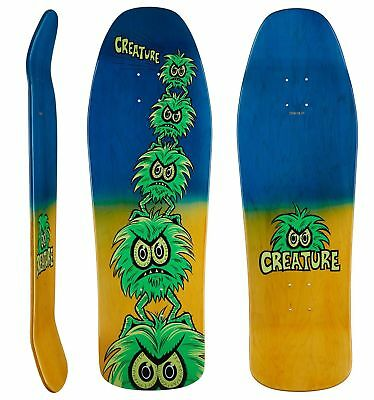 "Creature Creeps Relic 10.0"" Skateboard Deck"