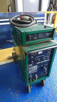 TIG Welder ac dc water cooled migatronic MTE