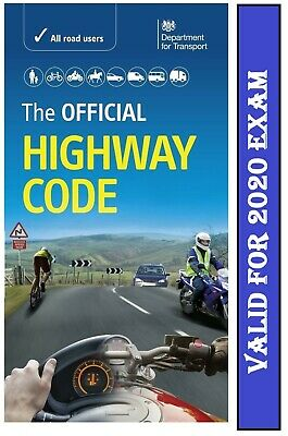 The Official Highway Code 2019 DSA Brand New Latest Edition for Theory Test-Hw