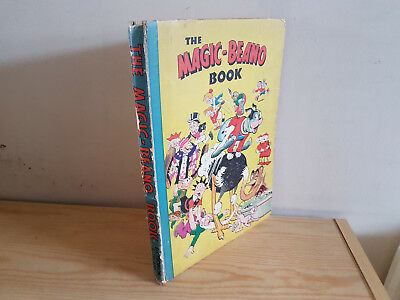 MAGIC-BEANO BOOK 1948 - vintage comic annual - GOOD!