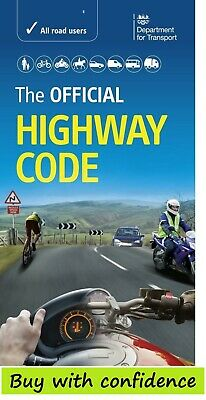 Brand New The Official Highway Code 2018/19 DSA Latest Edition For Theory Test h
