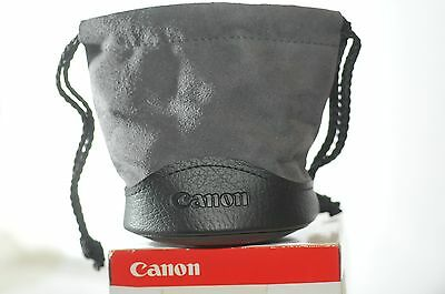 Canon LP-811 LP 811 lens case for prime lenses 50mm 28mm 35mm 2X 1.4X extender