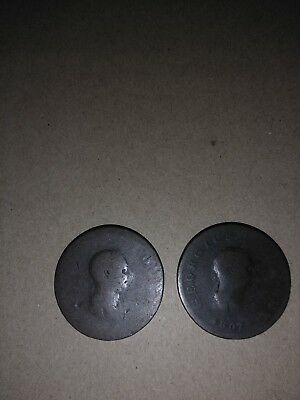 Early 19th Century British Coins (George III)