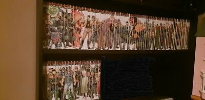 JUDGE DREDD MEGA COMPLETE COLLECTION - ALL ISSUES 1-90 2000AD graphic novels