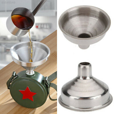 12FB Creative Bracelet Hip Flask Funnel Kit Container Liquor Whiskey Outdoor