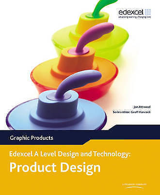 A Level Design and Technology for Edexcel: Product Design: Graphic Products by P