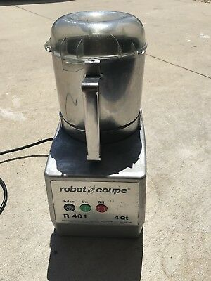 Robot Coupe R 401 16C. Food Processor