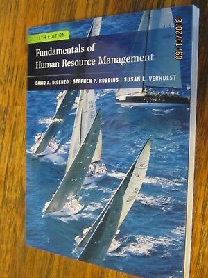 fundamentals of human resource management by david a decenzo, davidfundamentals of human resource management 11th ed, david decenzo, robbins