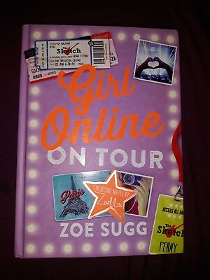 Zoella Girl Online On Tour brand new book