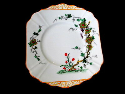 Art Deco / Vintage china tea set Bread / Cake Plate.Phoenix China.British