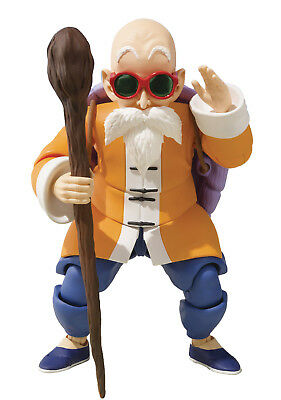 Dragon Ball Z Master Roshi S.H.Figuarts Action Figure