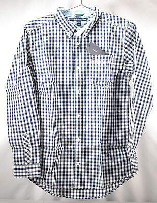 34de0ce8e4c7 TOMMY HILFIGER BIG Boys  Long Sleeve Mini Gingham Shirt with Bowtie ...