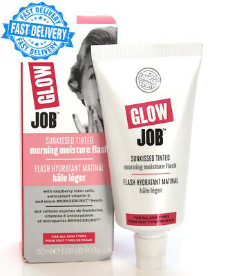 Soap And Glory Glow Job Sunkissed Tinted Daily Radiance Moisture Lotion 50ml