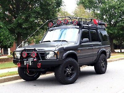 2004 Land Rover Discovery SE 2004 Discovery: Best in the U.S.?