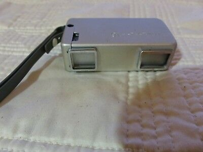 Minolta-16 Subminiature Spy Camera - Rokkor 22Mm 1:28 Lens