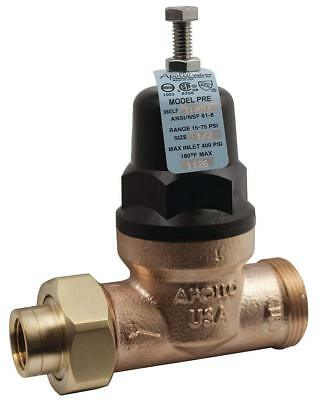 Apollo 69ELF114 Water Pressure Reducing Valve, 3/4 In. Free Shipping!!