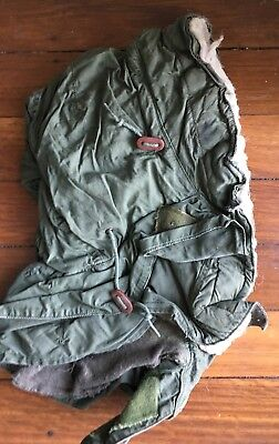 US Army M-1965 M-65 M65 Field Jacket Winter Hood - USED -