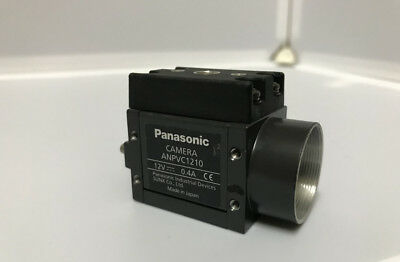 1PC Panasonic ANPVC1210 Industrial vision CCD camera 2 million pixels Tested