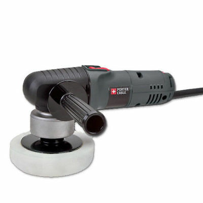 "Porter-Cable 7424XP 6"" Variable-Speed 2-Position RandomOrbitOrbital Polisher  5"