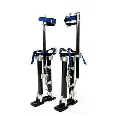 "Drywall Stilts Aluminum Tool Stilt 24""-40""  For Taping Painting Painter Black"