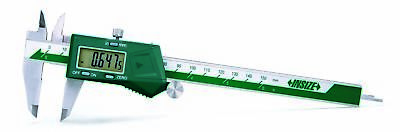 "Insize Electronic Digital Caliper, 0-8""/0-200mm (1108-200)"