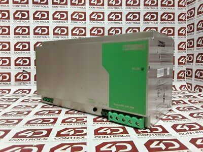 Phoenix Contact QUINT-PS-100-240AC/24DC/40 Power Supply - Used