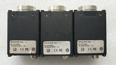 1PC BASLER A601f-2 Industrial Camera  Tested