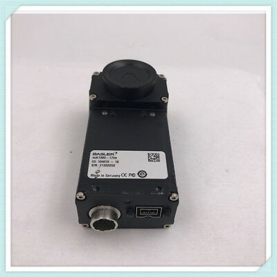 1PC BASLER scA1390-17fm CCD industrial camera Tested