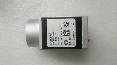 1PC BASLER  acA2500-14gm CCD industrial camera Tested
