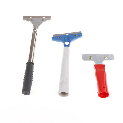 Steel wallpaper paint tiles flooring scraper remover with blade cleaning tool