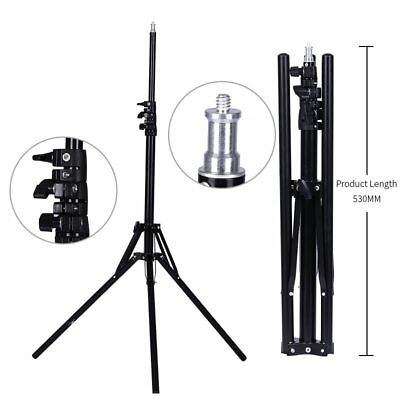 Light Stand Tripod 1/4 Screw Head Studio Softbox Flash Umbrellas Reflector