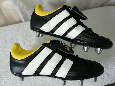 Designer Adidas Lightweight Rugby Boots Size Uk 12 ....good Cond Rrp £65