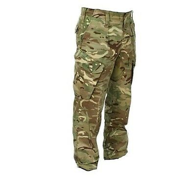 British Army MTP Camo combat trousers