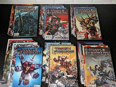 IDW Transformers Comics BEST OF UK bundle