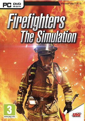 Firefighters: The Simulation (PC)  NEW AND SEALED - IN STOCK - QUICK DISPATCH