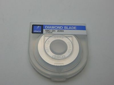 1Pc DISCO Diamond Wafer Dicing BLADE Type NBC-ZH Spec 2050 Size 27HEDD NEW